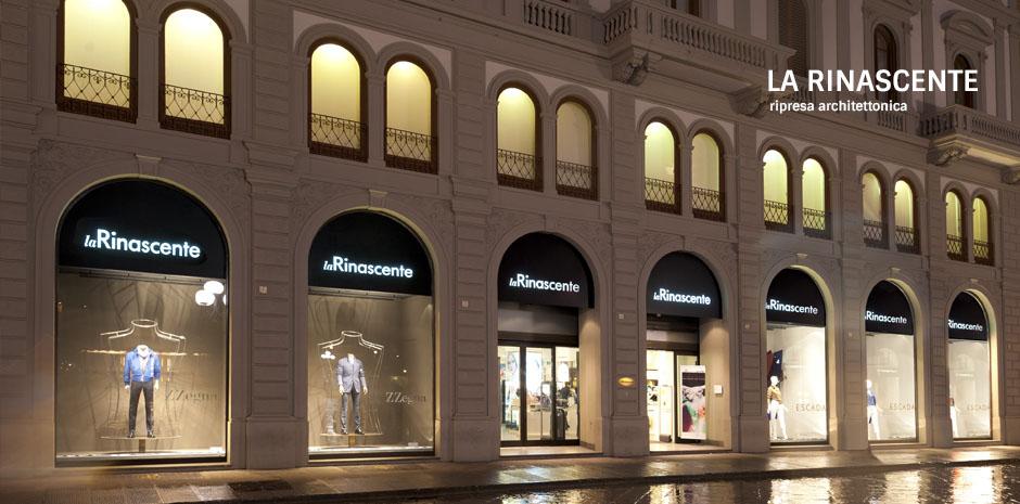 Fotografo a Firenze, Fotografia Vetrine, Fotografia Commerciale, Ritratto, Fashion, Abbigliamento, Moda, Interni, Architettura, Life Style, Still Life, La Rinascente